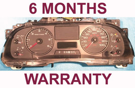 2006 FORD SUPER DUTY F250,F350 & EXCURSION  AUTO INSTRUMENT CLUSTER Gaso... - $247.45