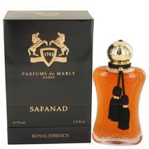 Parfums De Marly Safanad Perfume 2.5 Oz Eau De Parfum Spray image 1