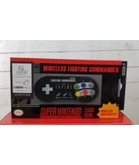 Authentic SNES Super Nintendo Classic Mini Super Entertainment System 21... - $170.99