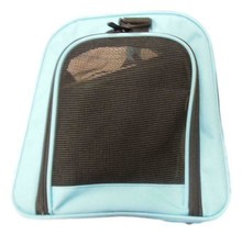 Pet Carrier, Sky Blue, 18 inches x 11 inches x 11 inches image 2
