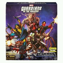Marvel Guardians Of The Galaxy Comic Edition Legends Figure Set EE Exclu... - $102.95