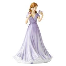 Royal Doulton Pretty Ladies Petite Occasions Happy Days Figurine HN5687 NIB - $46.73