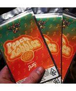 REAL Peach Kobbler Runtz Bags with Labels Product Code: PR-K2 - $2.15
