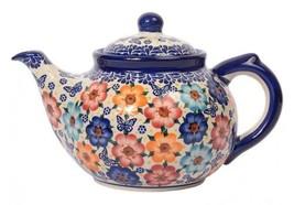 traditionnel polonais poterie, fabriqué à la main en céramique 7 tasses...  - $71.65