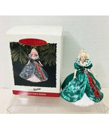 1995 Holiday Barbie #3  Hallmark Christmas Tree Ornament MIB Tag - $18.32