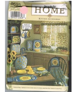 Simplicity 8693 Kitchen Accessories by Shirley Botsford Designs Pattern - $8.99