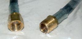 MHP H1B Replacement High Pressure Regulator Hose Color Black image 4