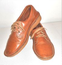 Leather Brown 9 USA Backroads Size Thom 5 McAn Vintage Men's Oxford FwXPIPq
