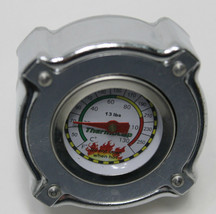MR. GASKET THERMOCAP RADIATOR CAP for Imports # 2472S 13lbs Silver Old S... - $9.99