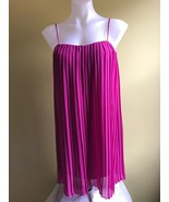 Teeze Me Women / Junior Holiday / Party / Cocktail Dress Magenta Size US... - $44.00