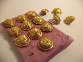 Civil War Veterans' Button Group Original GAR  RARE NEW old stock Lot of... - $145.00