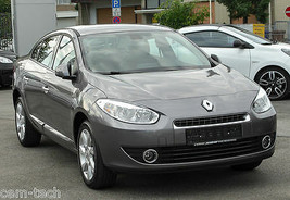 Renault Fluence (40/60)  / Megane III SEAT COVERS PERFORATED LEATHERETTE  - $173.25