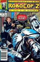 Robocop 2 Comic Early Sept : The Official Adapt... - $4.99
