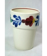 Petrus Regout And Co Masstricht Royal Sphinx Floral Rimmed Mug - $10.07