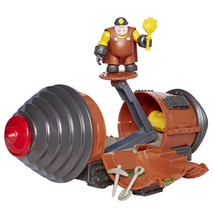 The Incredibles 2 Tunneler Vehicle Play Set with Junior Super Underminer... - $25.21