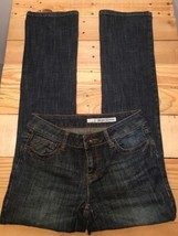 DKNY Jeans Womens Size 6 Stretch Straight Leg Denim Size 6 - $18.49