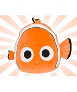 "Disney Finding Nemo 10"" Squishmallow Plush Clownfish RARE - $30.09"