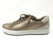 Naturalizer Womens Sz 7.5 WIDE Morrison Lace Up Sneaker Tiramisu Bronze ... - $72.00 CAD
