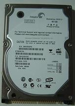"""Seagate ST960815A Momentus 5400.3 IDE 44PIN Notebook 60 GB 2.5"""" 9.5MM Hard Drive"""