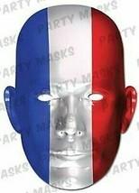 Frankreich Flagge Maske - $6.54 CAD