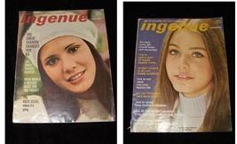 Ingenue Magazine October 1971 Partridge Family Susan Dey &August 1969 - $26.99