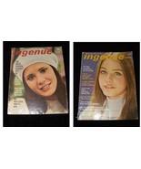 Ingenue Magazine October 1971 Partridge Family Susan Dey &August 1969 - $28.99