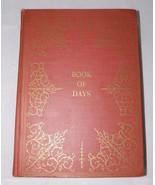 CHEERIOS BOOK OF DAYS - Comfort, Cheer & Encouragement - 1940 Poetry - $28.66