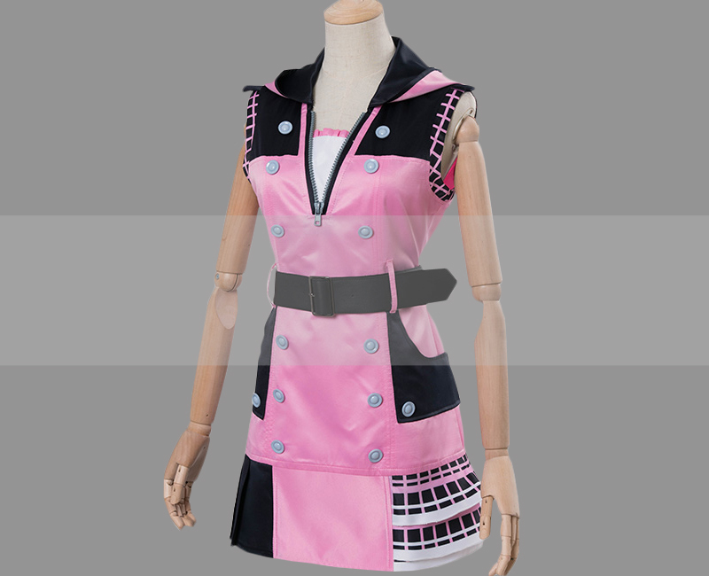 Kingdom Hearts 3 Kairi Cosplay Costume for Sale image 3