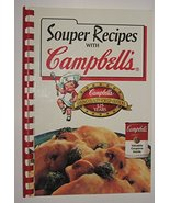 Souper Recipes with Campbell's [Spiral-bound] Campbell's Foods - $4.95