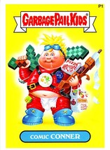 2015 Topps GPK Promotion Cards P1 Comic Conner And P2 Fan Boyd.Near Mint... - $12.00