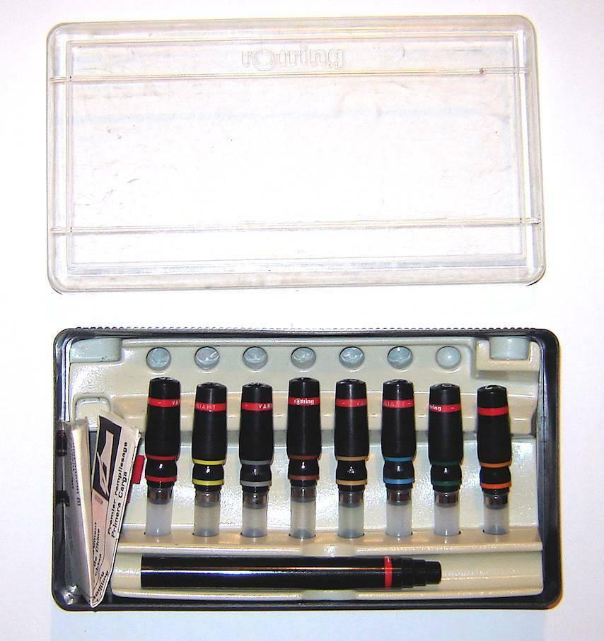 Rotring Variant technical pens set 0.1mm - 1.2 mm #3