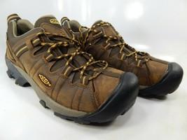 Keen Targhee II Low Size US 11 2E WIDE EU 44.5 Men's WP Hiking Shoes 1015704EE - $102.85