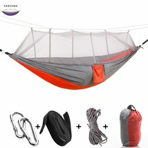 Ultralight Parachute Hammock Hunting Mosquito Net Double Person drop-shi... - $22.04