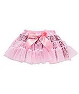 Size 12-24 Months Laura Dare Pink Leopard Dot Tutu Skirt Infant Little G... - $25.00