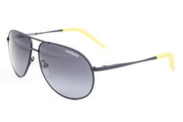 Carrera Carrerino 11 003 Black Yellow / Gray Gradient Sunglasses - $97.51