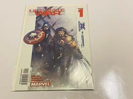 Comic Book Ultimate War # 1 - $10.00