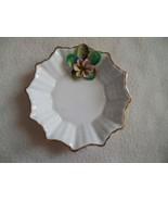 Embassy Ware Trinket Dish, Bone China Candy Dish, Floral Dish, Victorian... - $15.00
