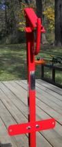 Trimmertrap Backpack Blower Rack Trimmer Trap BR-1-3 Landscapers Trailer... - $105.88