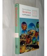1993 Metalship Science Complément Remplacement Livre Relié Grolier - $17.54