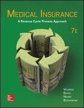 Medical Insurance: A Revenue Cycle Process Approach [Paperback] [Jan 06,... - $129.48