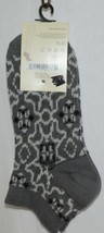 Simply Noelle Dark Grayes Light Gray Ankle Socks One Size Fits Most image 2