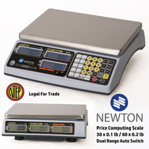 Counting & Price Computing Scale / 60 x 0.02 lb/ NTEP (Legal for Trade) ... - $327.24