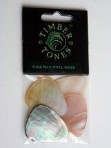 Shell Tones - Guitar Picks - Sampler 4 Pack - $44.10