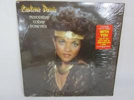 Carlene Davis  Ayer Today Forever Vinilo LP Record - $7.91