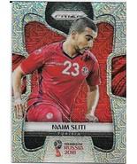 2018 PRIZM WORLD CUP MOJO PRIZM #286 NAIM SLITI TUNISIA FREE SHIPPING  - $2.99