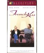French Kiss VHS Meg Ryan Kevin Kline Timothy Hutton - $1.99