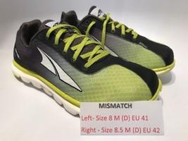 MISMATCH Altra One 2.5 Men's Running Shoes Size 8 M (D) Left & 8.5 M (D) Right