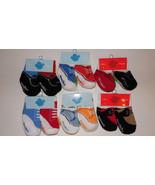 Trumpette Noodles infant / Toddler Socks Newbaby boys socks 4 pairs NWT - $7.79