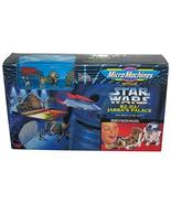 Star Wars MicroMachines Transforming Action Set R2-D2/ Jabba's Palace - $52.97