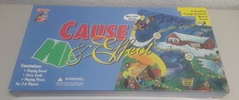 Learn Well Board Game Cause and & Effect New in box - $24.74